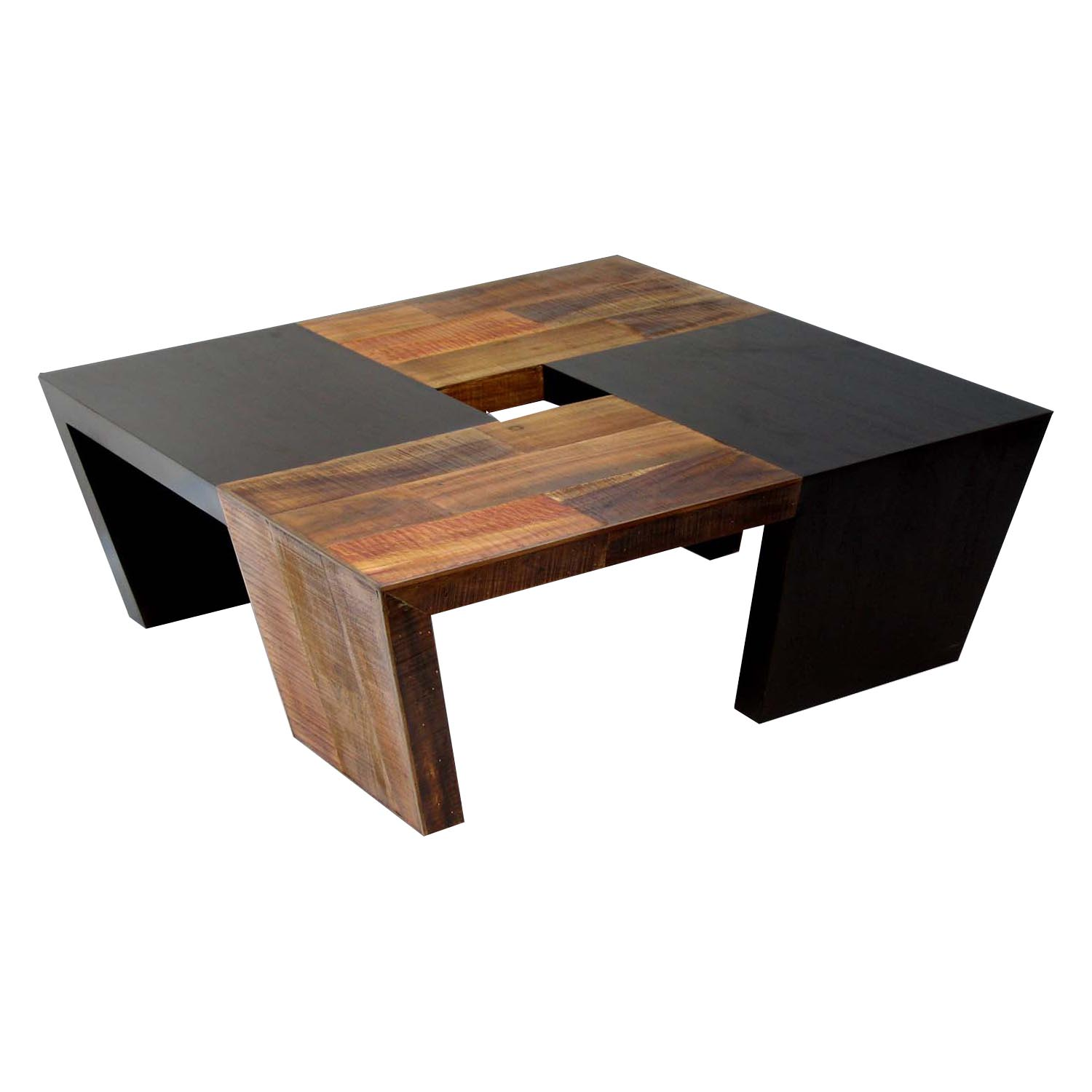 Modern wood coffee table coffee table design ideas Espresso coffee table