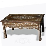 Moroccan Inspired Coffee Tables