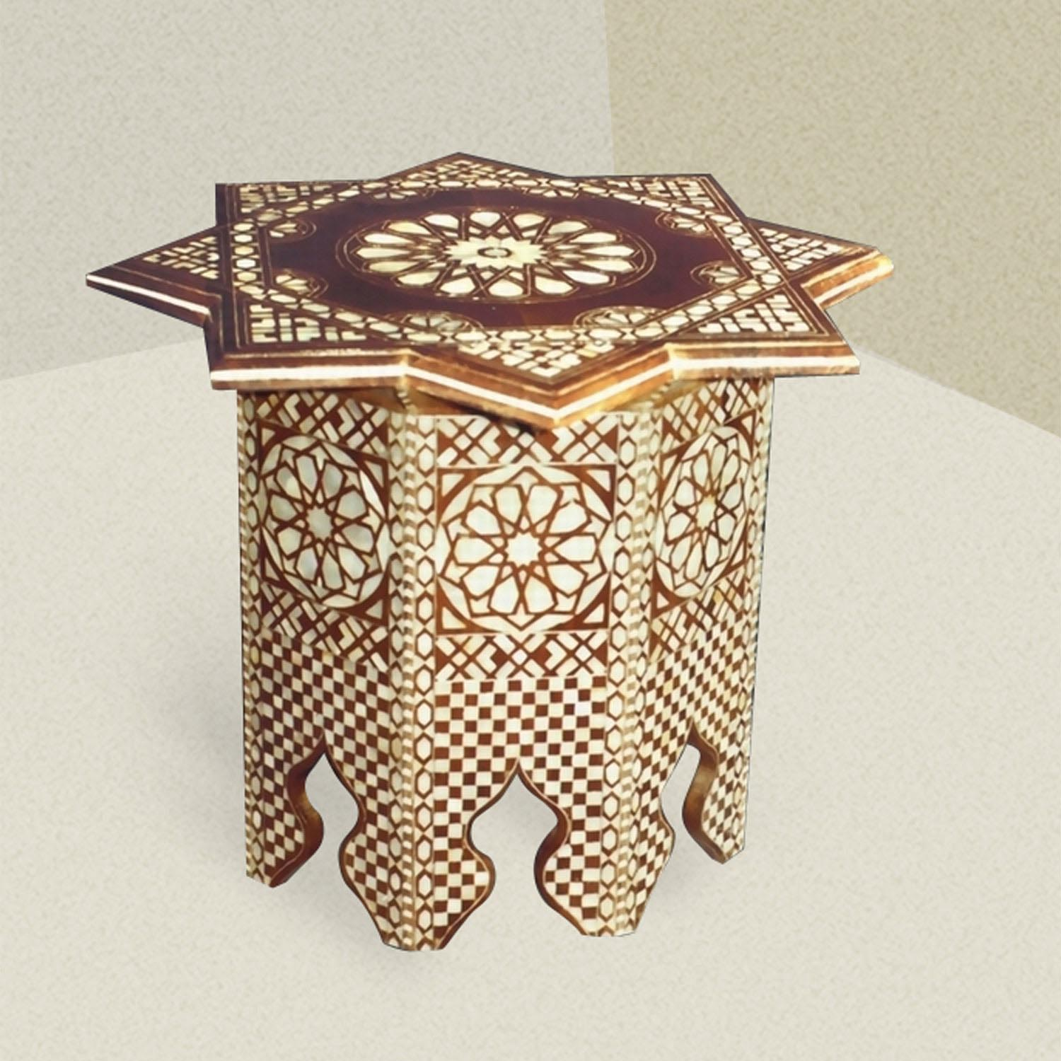 Moroccan Style Coffee Tables