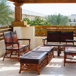Patio Furniture Coffee and End Tables