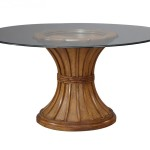 Pedestal Base for Coffee Table
