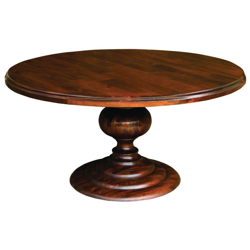 Pedestal Coffee Table Base