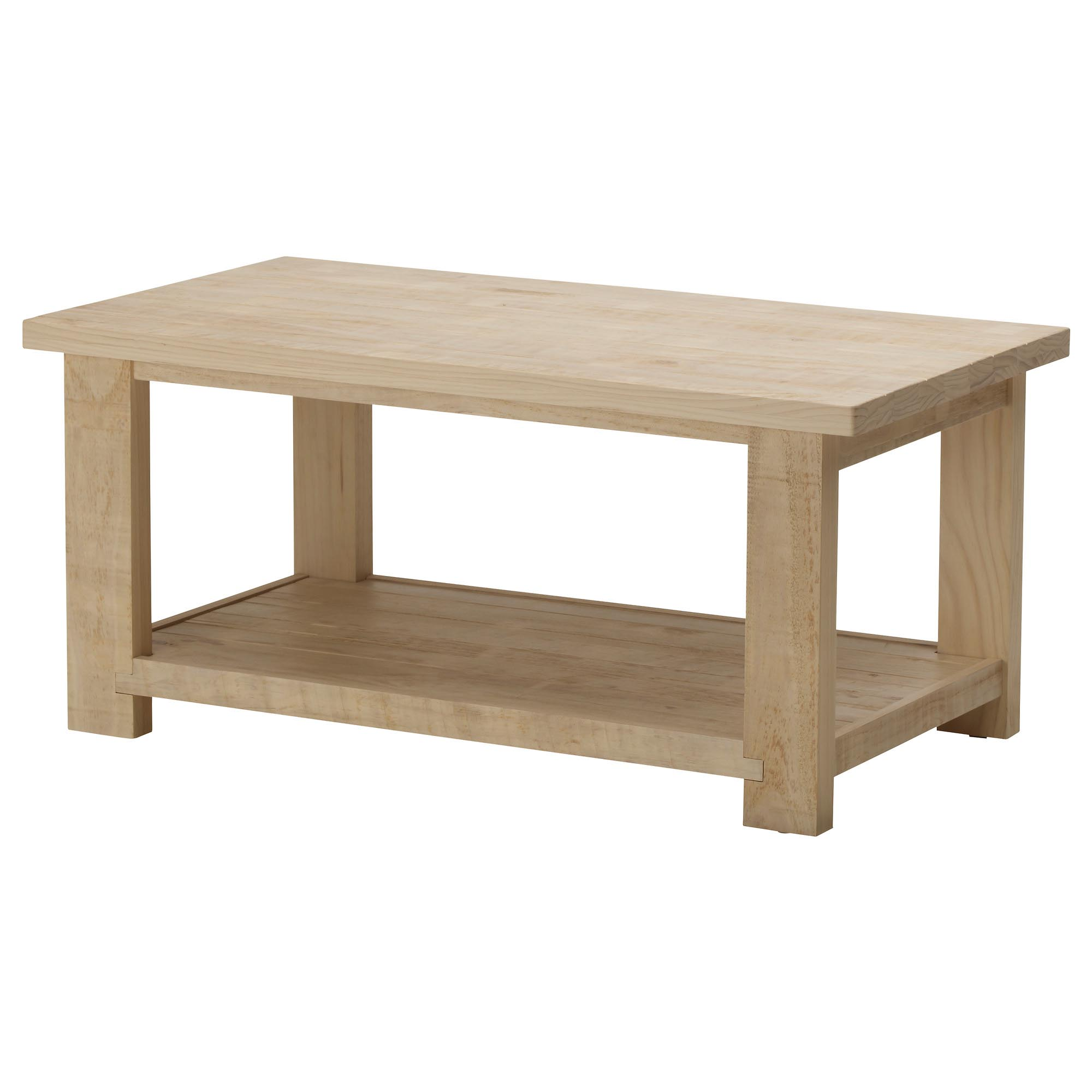 Pine Coffee Table IKEA