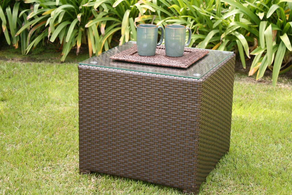 Rattan Coffee Table Outdoor