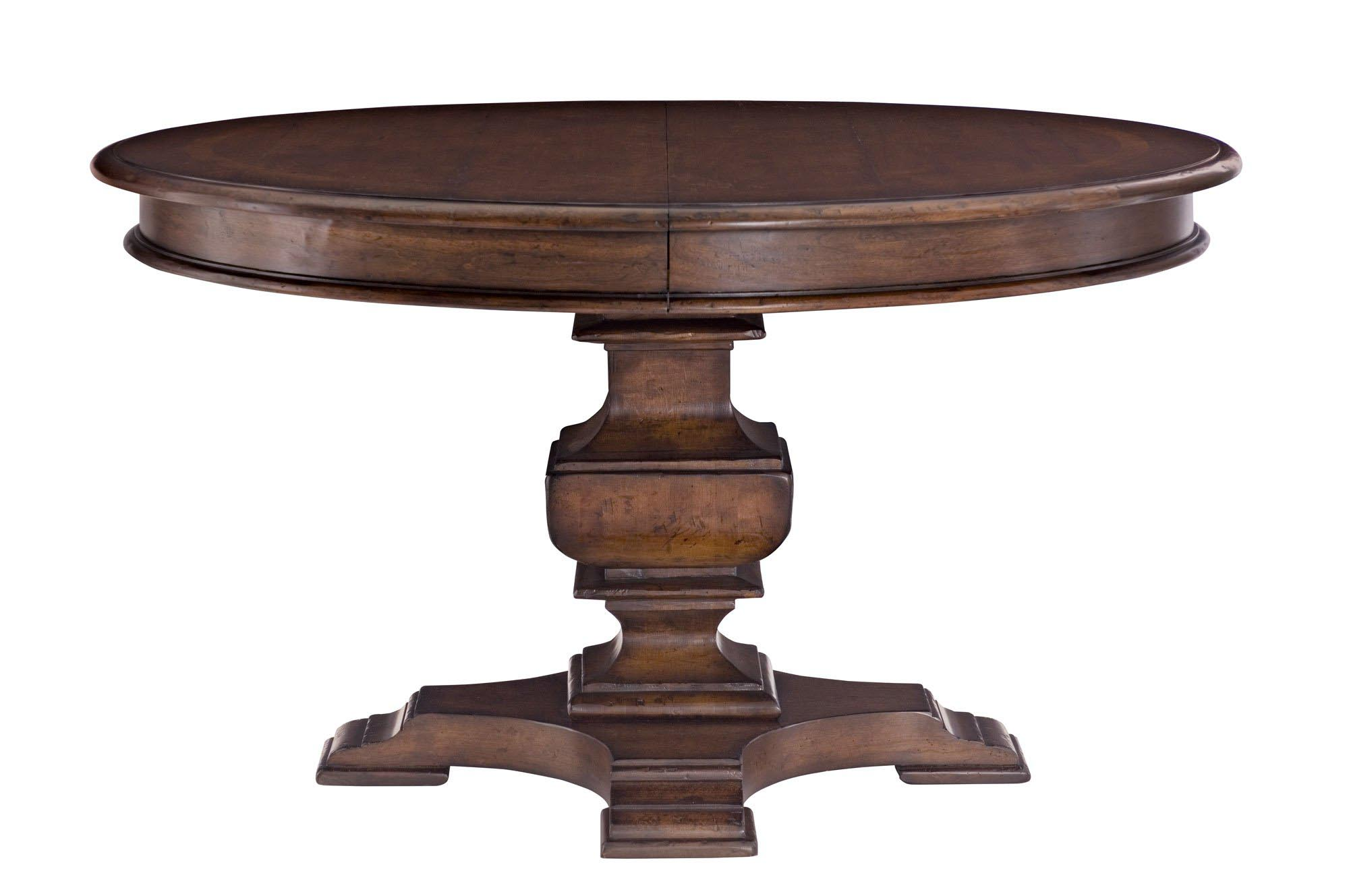 Round Coffee Table Pedestal Base