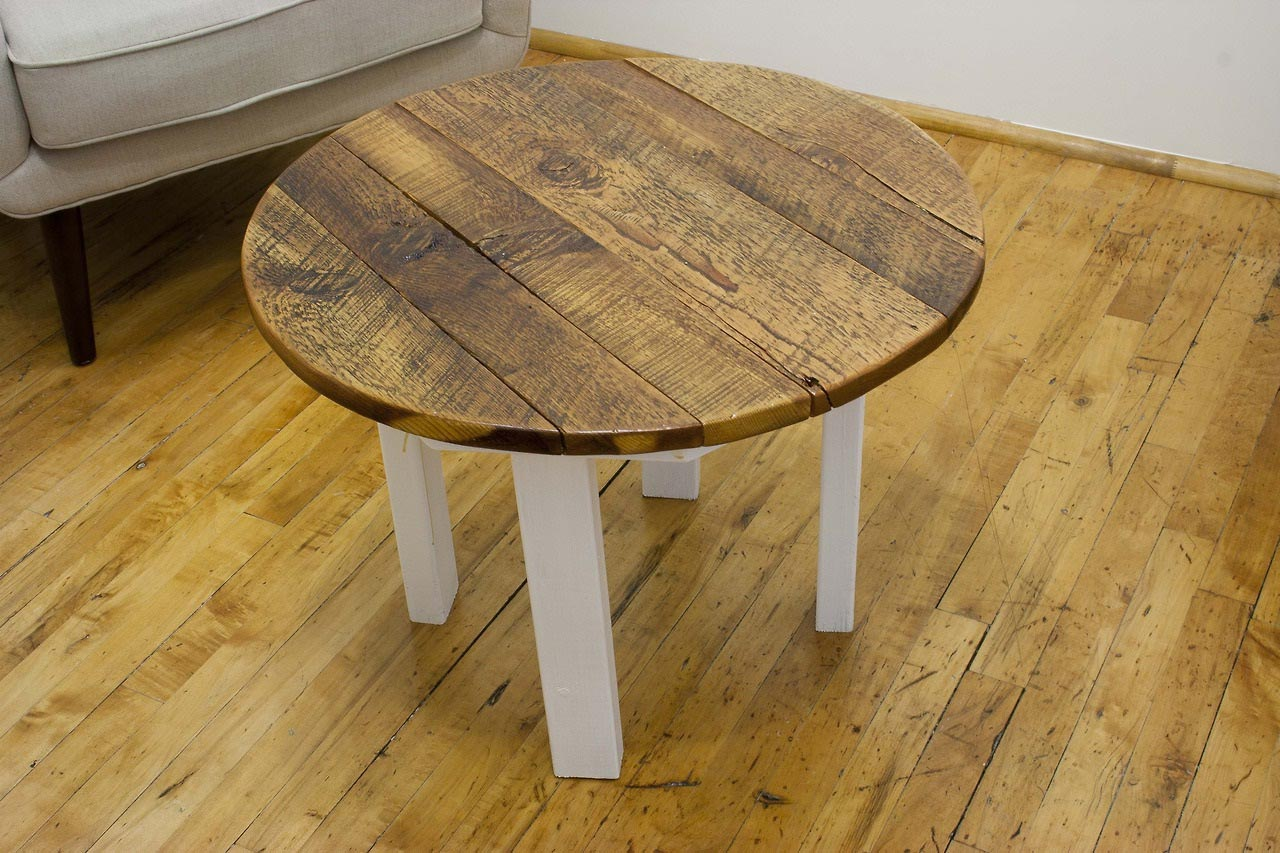 Round Pine Coffee Table Coffee Table Design Ideas