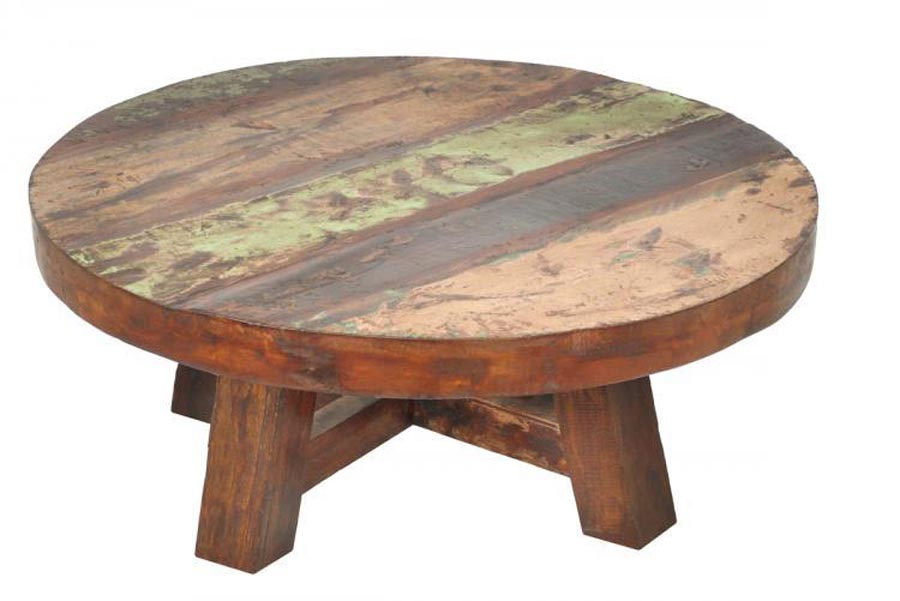 Round Rustic Coffee Table Coffee Table Design Ideas