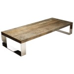 Stainless Steel Legs for Coffee Table