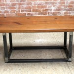 Steel Coffee Table Frame