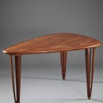 Teak Coffee Table Danish
