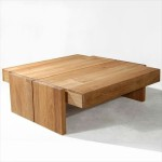 Teak Coffee Table Indoor