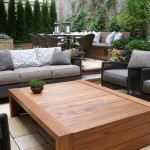 Teak Coffee Table Outdoor