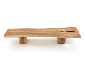 Teak Slab Coffee Table