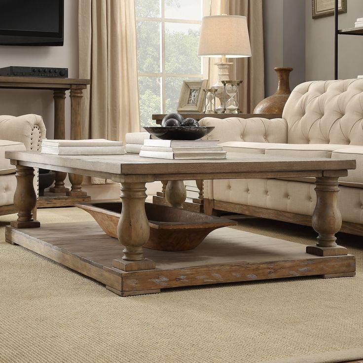 Weathered Pine Coffee Table Coffee Table Design Ideas