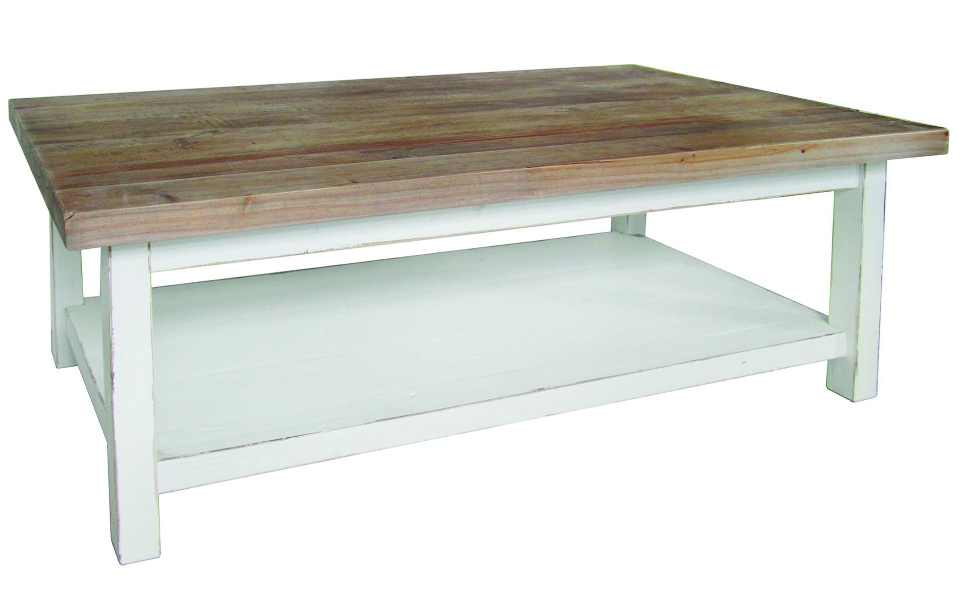 Wood Coffee Table White Pine Coffee Table