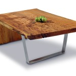 Wood Log Coffee Tables